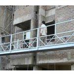 ce approved zlp series suspended wire rope platform zlp500, zlp630, zlp800, zlp1000