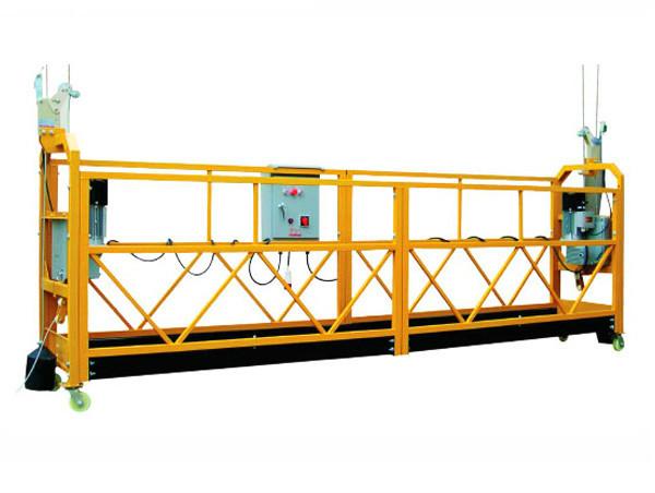 100m 200m Huur Tydelike Suspended Platform