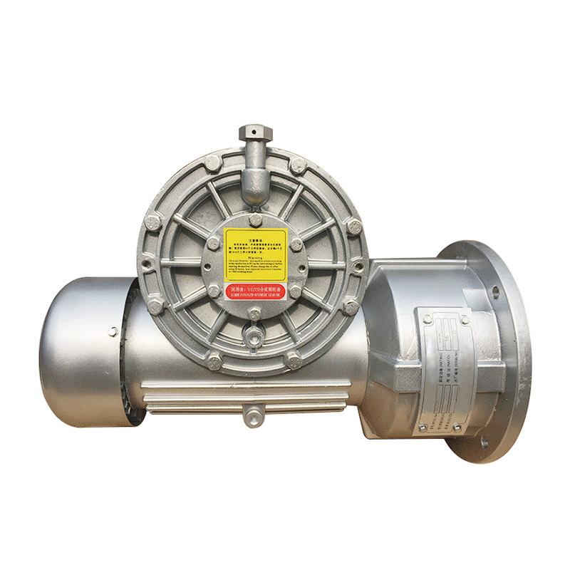Membangun sistem penggerak motor hoist