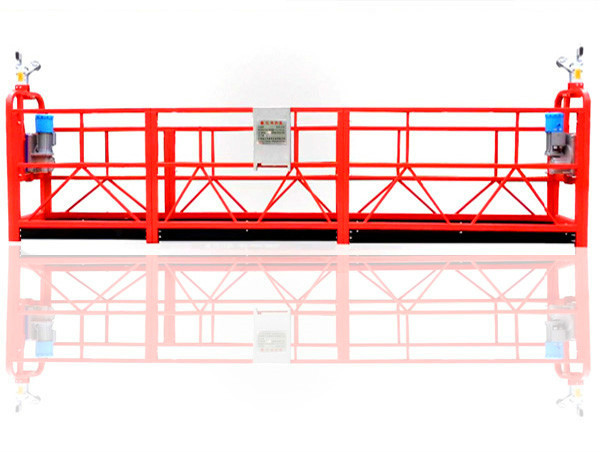 Ndërtimi i Platformës së Pezulluar të Punësimit të Gondolës së Buidling, 630kg Cradles të Pezulluara të Qasjes