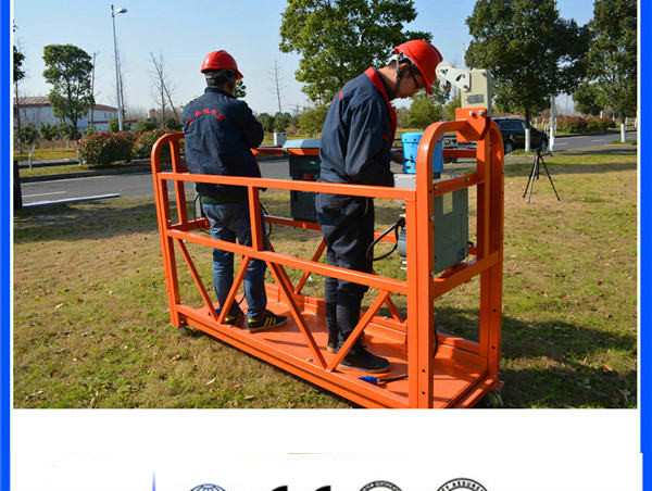 Mobile aerial platform Powered Suspended Platform Electric Scaffolding Platform
