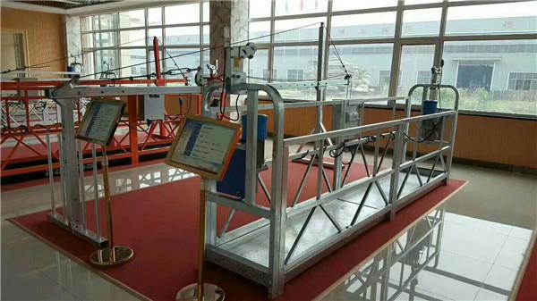 Pin-Type 800kg pakabinama darbinė platforma su 1,8kW galios varikliu