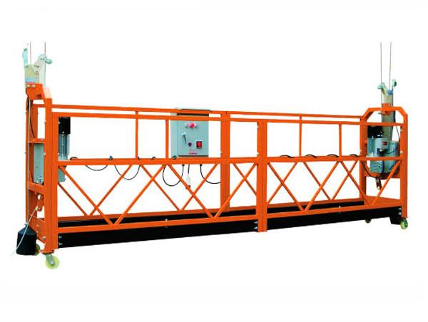 Langų valymo mašinos sujungiamos platformos gondolas
