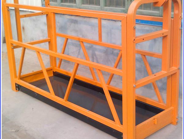 ZLP630 ZLP800 ZLP1000 elektrikoa, saski zintzilikarioak, aldamio zintzilikarioa, esekitako soka plataforma