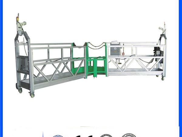 plataforma suspensa de corda ZIP630 ZIP800