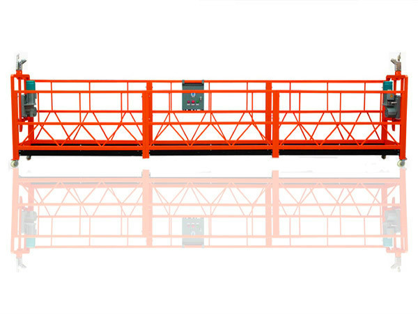 zlp serisi hava asılı çalışma platformu, bina kaldırma beşiği, BMU gondol
