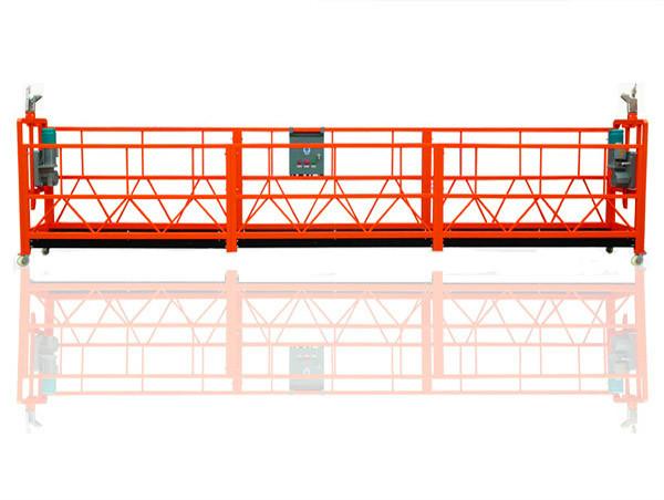 zlp serijska radna platforma za podizač zraka, podizna kolica za gradnju, BMU gondola