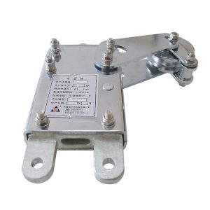 anti-tilting safety lock for zlp suspended working platform