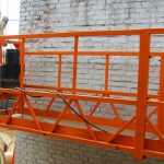 window cleaning machine/suspended platform/gondola/scaffolding