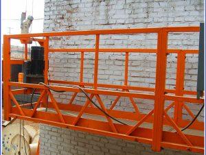 ფანჯრის გაწმენდა მანქანა / შეჩერებული პლატფორმა / gondola / scaffolding