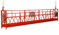 China ZLP series Affordable ZLP800 suspended working platforms