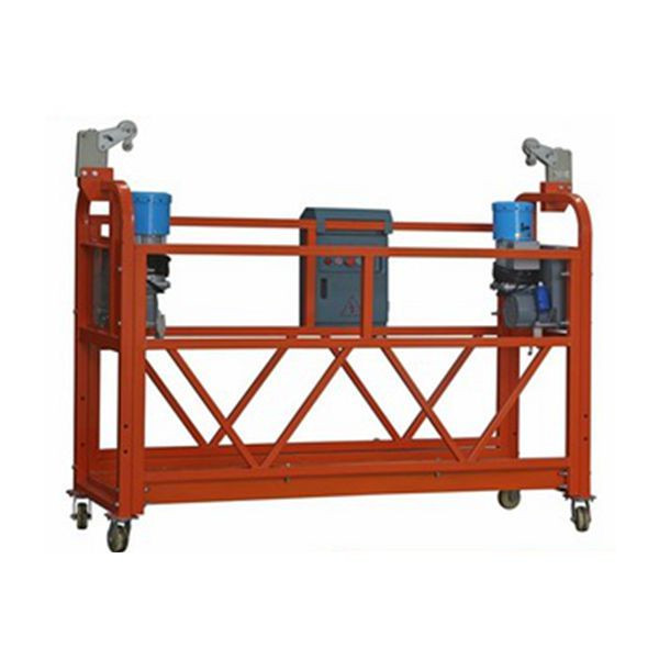 Ang Forklift Gisuspenso nga Platform nga Cradle Adjustable Working Platform