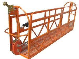 ZLP630 suspended working platform/rope suspended platform for building cleaning