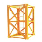 hot sale zoomlion china supplier mobile tower crane mast section