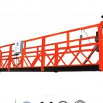 low price powder coated zlp 630/800/1000 suspended platform