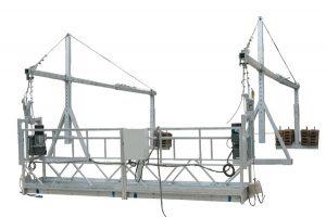 เชือกความปลอดภัยเคลื่อนย้ายได้ ZLP500 ที่มีกำลังการผลิตสูงสุด 500 กิโลกรัม