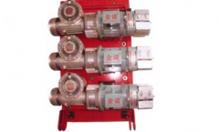building hoist motors driven system
