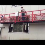 Window Cleaning Machine, suspended gondola scaffolding for sale
