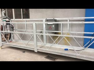 ZLP500 Suspended Platform for window cleaning equipment