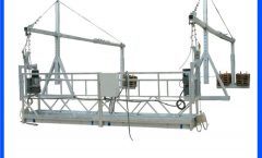 ZLP630 Steel Suspended Access Platform for Window Cleaning