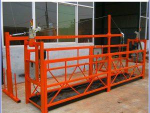 plataforma suspendida zlp630 / etapa de oscilación o venta