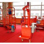 ZLP 630绳索悬挂式平台吊篮系统