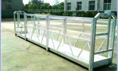 high quality and hot Zlp630 Zlp800 power work platform Zlp 630 suspended platform