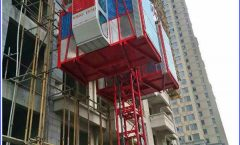 zlp630 window cleaning rope suspended platform