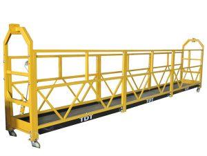 cerradura de seguridad para plataforma colgante suspendida de la plataforma