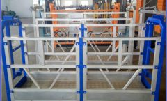 zlp 630 series operation platform/electric suspended platform